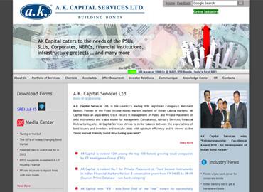 A.K. Capital Services Ltd