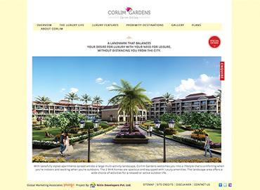 Corlim Gardens – Mumbai